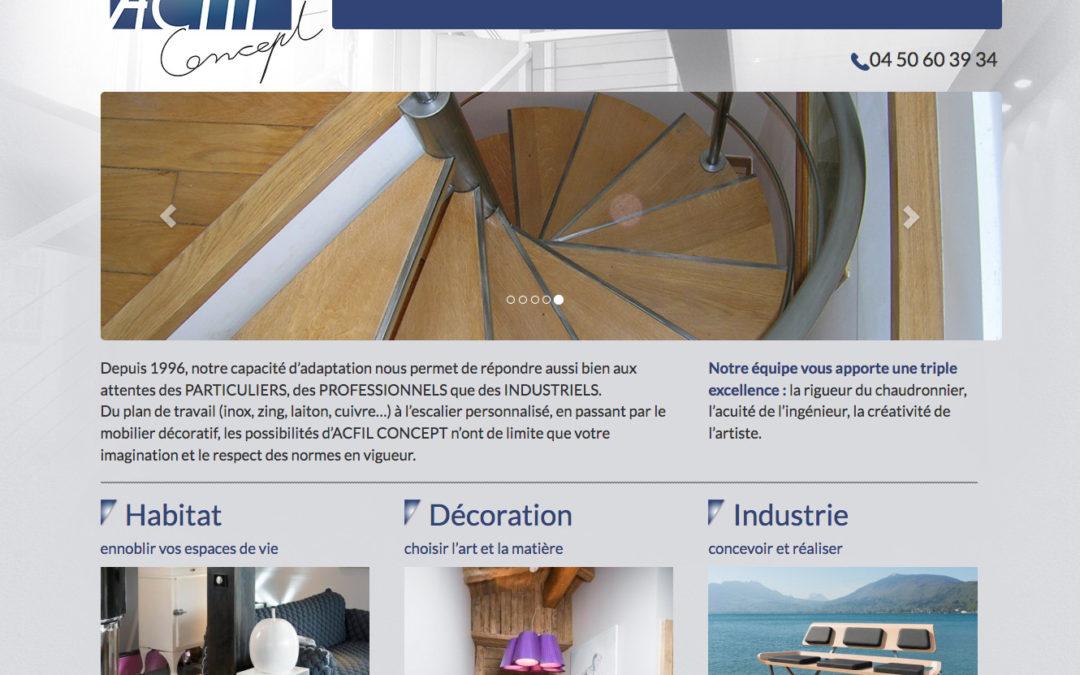 Fabricant escalier en acier à Annecy – Fabricant escalier acier en Haute Savoie – Installateur de garde corps acier à Annecy – Annecy