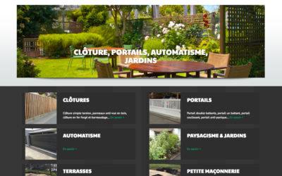 Pose de clôture rigide à Genève – Installation de portails en acier à Genève – Fabricant de clôture et de portails à Genève