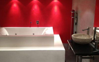 Pose de béton ciré à Genève – Peintre villas et appartements à Genève – Peintre
