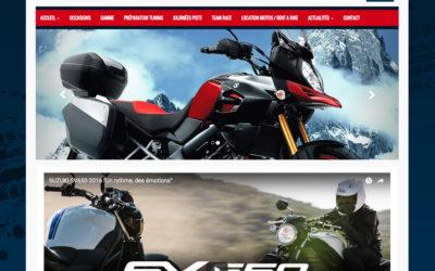 Vente de motos occasions à Annecy – Vente de quad en Haute Savoie – Motos Concessionnaire