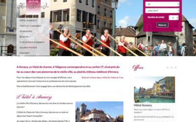 Hotel au centre de la vieille ville d' Annecy – Hotel 3 étoiles dans la vieille ville d' Annecy – Hôtel dans le centre historique de la vieille ville d' Annecy