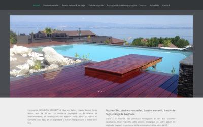 Constructeur de piscine naturelle en Haute Savoie – Constructeur de piscines naturelles a Geneve – Paysagiste a Annemasse – Paysagiste en Haute Savoie