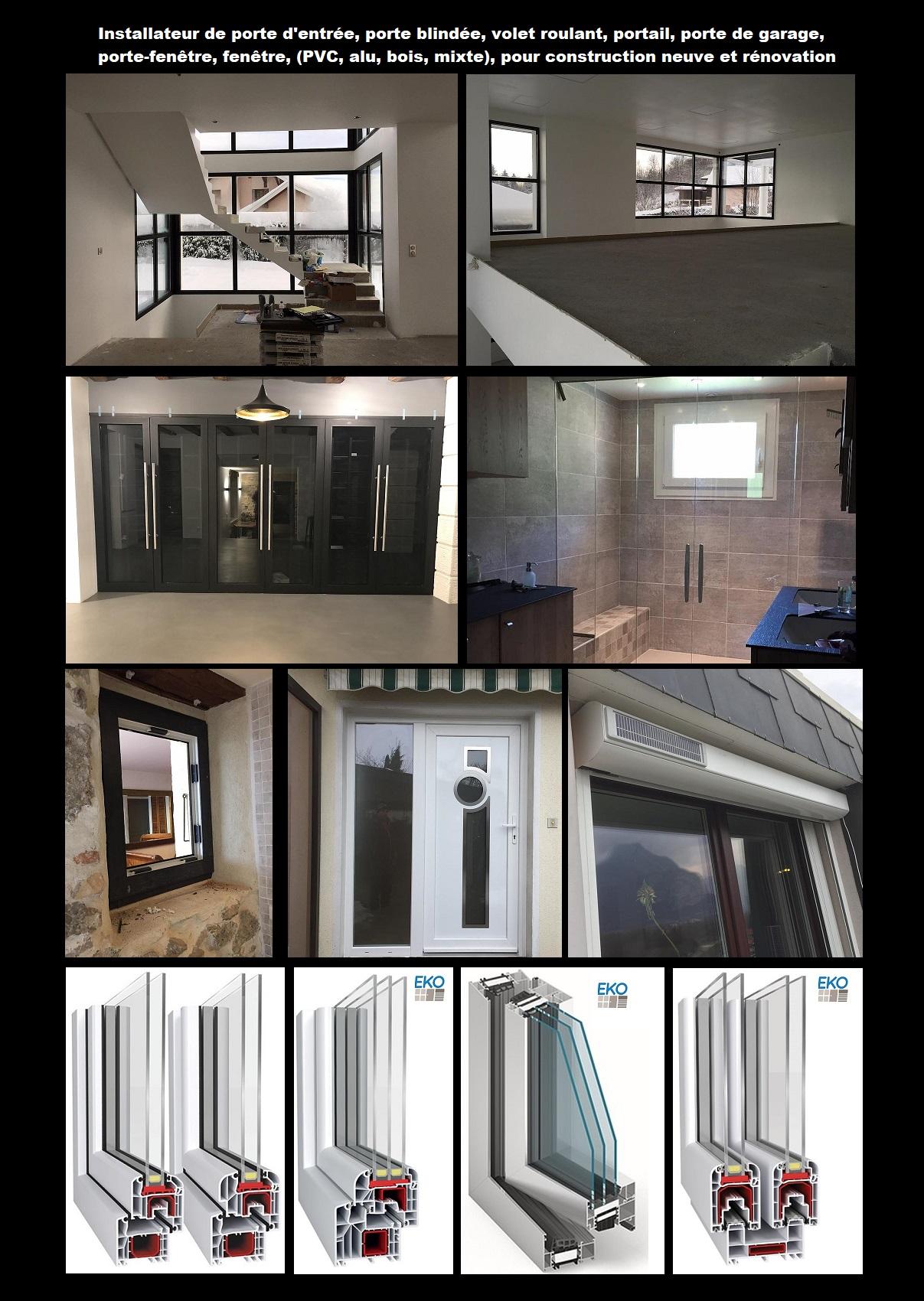 Fenetres Renovation Ou Remplacement renovation de fenetres a annecy | renovation de fenetres pvc